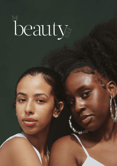 Beauty issue online series  1