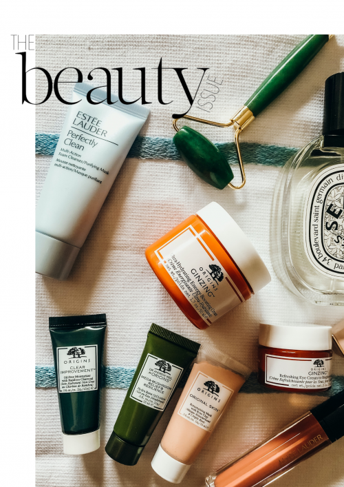 Beauty issue online series  5