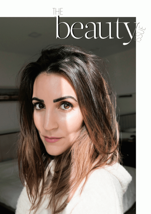 Beauty issue online series  8