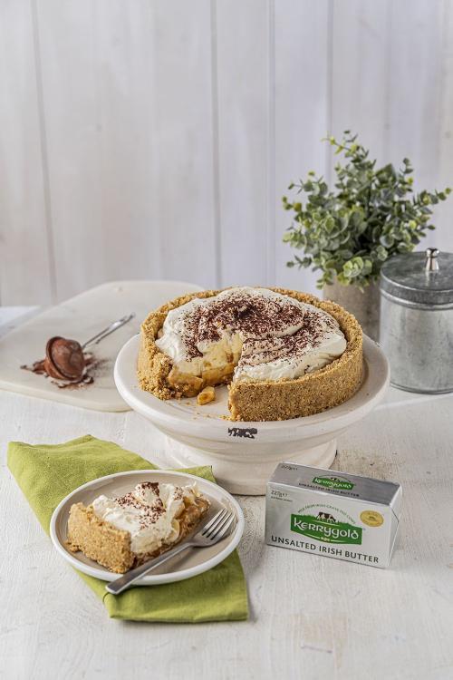 Kerrygold banoffee pie