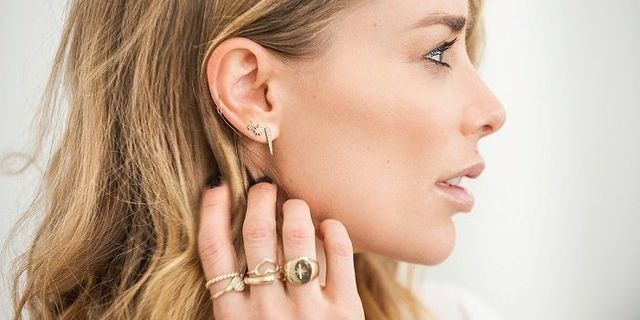 3f8c48867dd How To Style The Curated Ear Trend   Irish Tatler