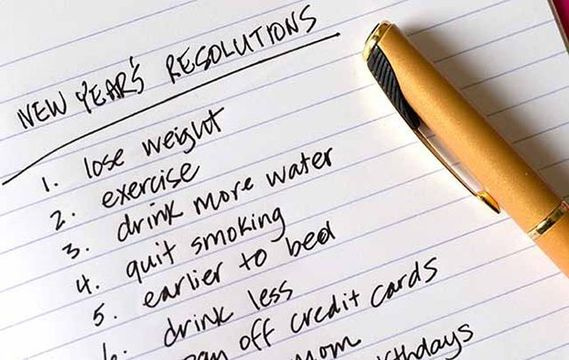 By next week, how many of us will have already broken our New Years resolutions? The answer: Most of us.