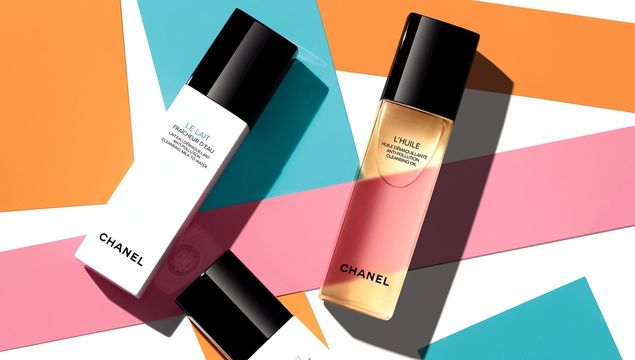 The new Chanel cleansers - five different ways to fresh, clean skin