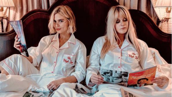 Pandora Sykes and Dolly Alderton, The High Low