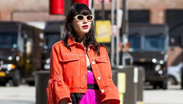 New York street style \n