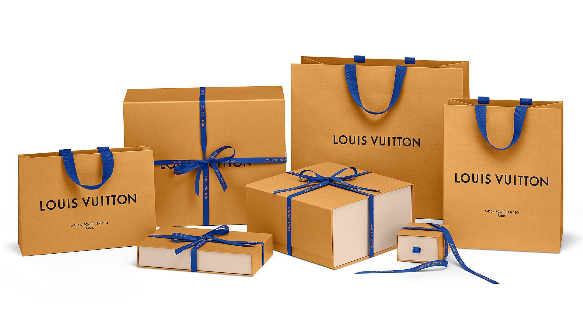 6c94fbf52 Louis Vuitton Launches New Online Delivery To Ireland