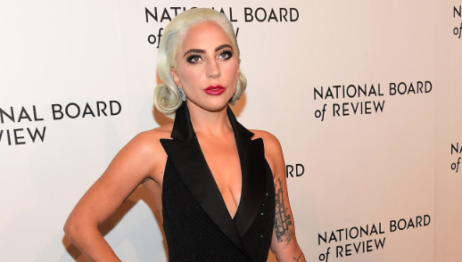 Lady Gaga has broken her silence