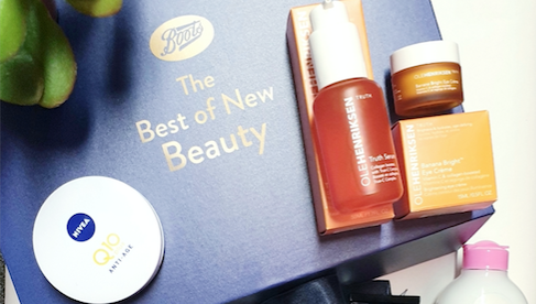 You could win an entire box of beauty