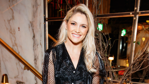 Niamh Cullen at the Lily O\'Brien\'s event