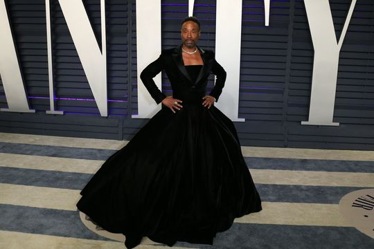 9d5bfb99abc4 Why Billy Porter Wearing A Strapless Velvet Gown To The Oscars Is A ...