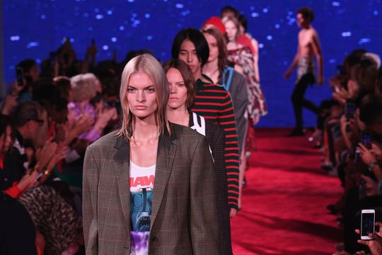 3894144051e07 Calvin Klein Fashion Week Shows Are A Thing Of The Past