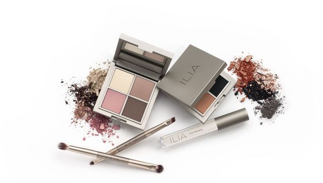 Ilia Beauty is just one of the brands on the site