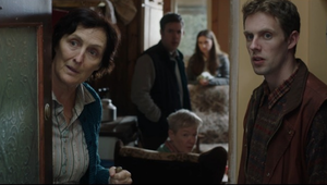 Acclaimed Irish actor Fiona Shaw stars in the film