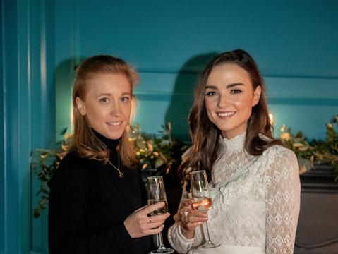 Cliona Brennan and Niamh O\'Sullivan