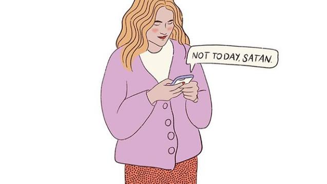 roliga fakta om Internet Dating