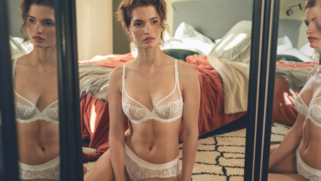 0d3ac79e2 When the big day beckons, it's time to pull out the big guns. We rounded up  a comprehensive guide to the best of bridal lingerie, all courtesy of the  ...