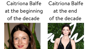 Thumb caitriona balfe at the beginning of the decade