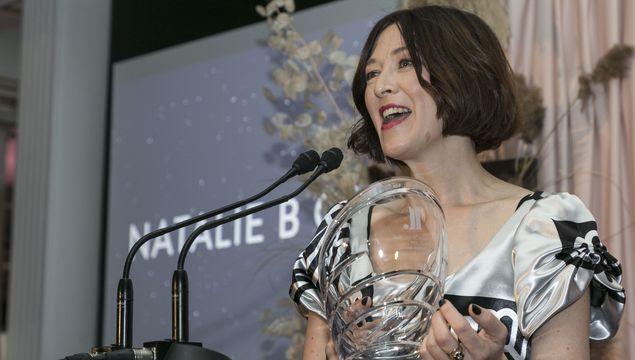 Natalie B Coleman Wins Fashion Designer Of The Year