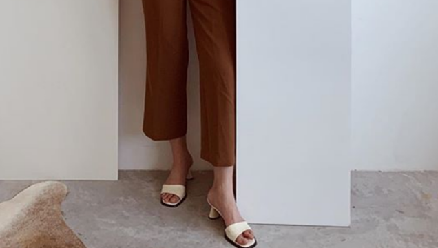 The Zara Mules You're Seeing All Over Your Instagram