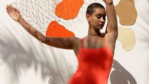 Thumb girlfriend collective gf swimwear collection bikini top bottom one piece sustainable price where to buy 1