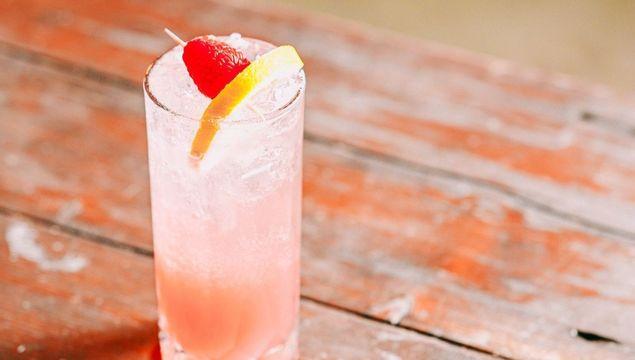 Ferriter\'s Cove cocktail