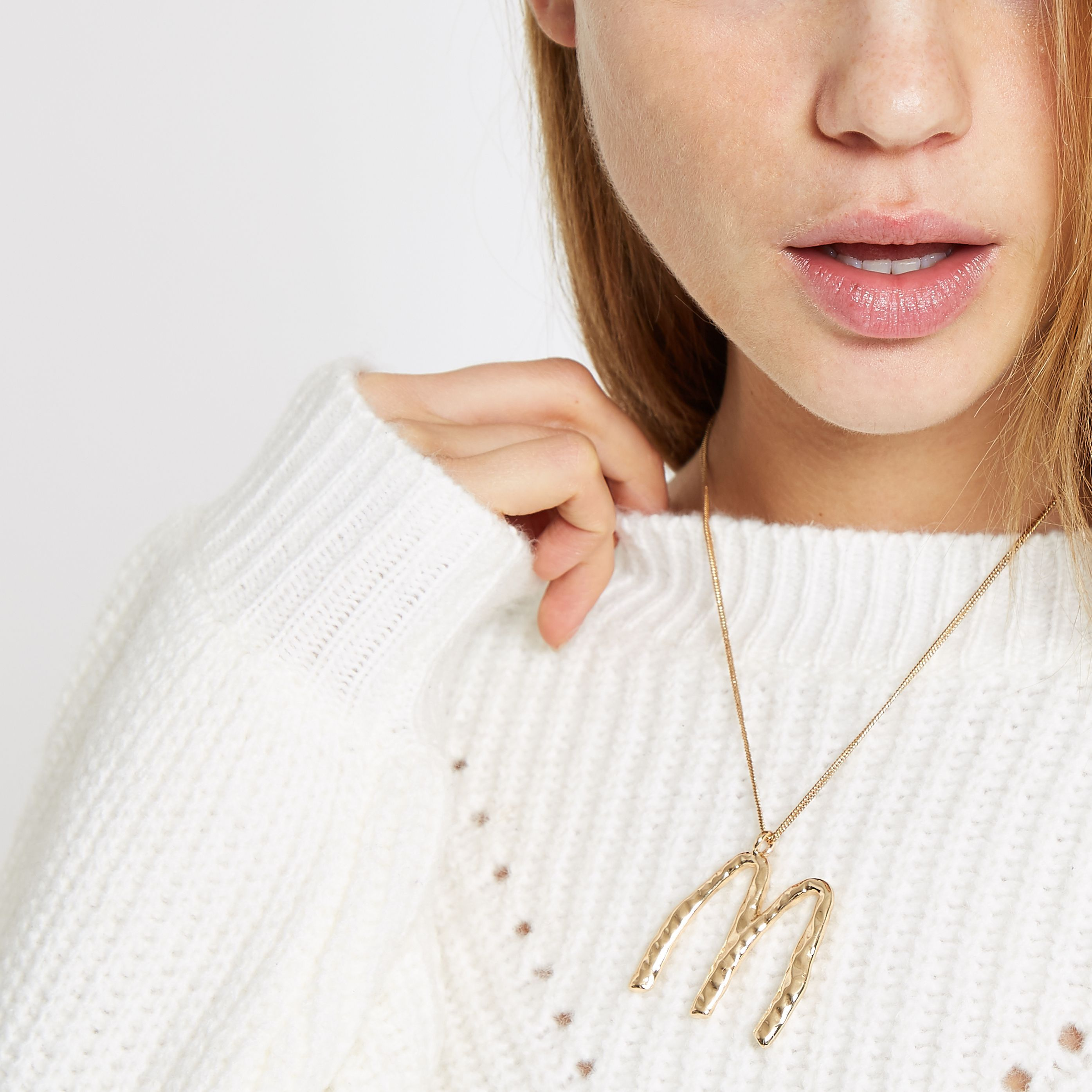 12b0fb671f0f3 Santa Please: River Island Does Celine-Style Necklace Dupes For €17 ...
