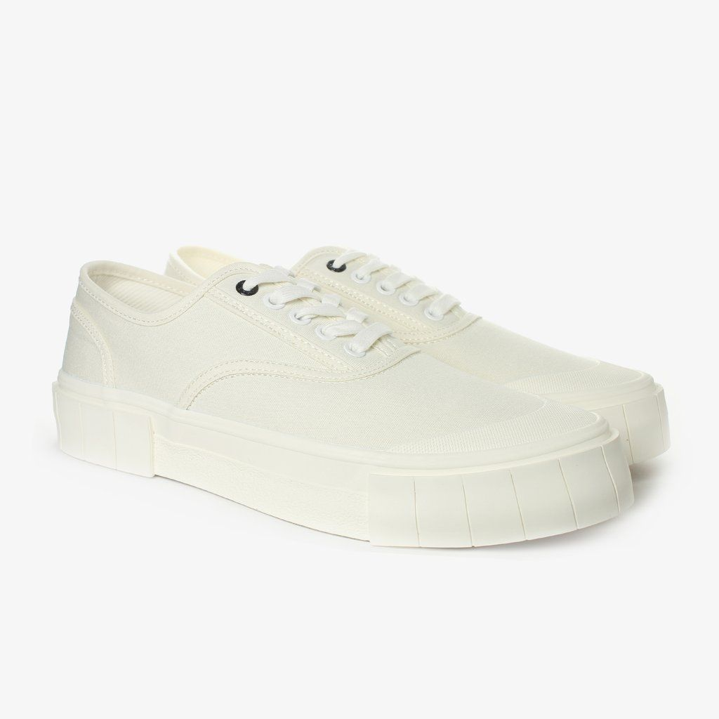 Sustainable White Trainers Don't Have