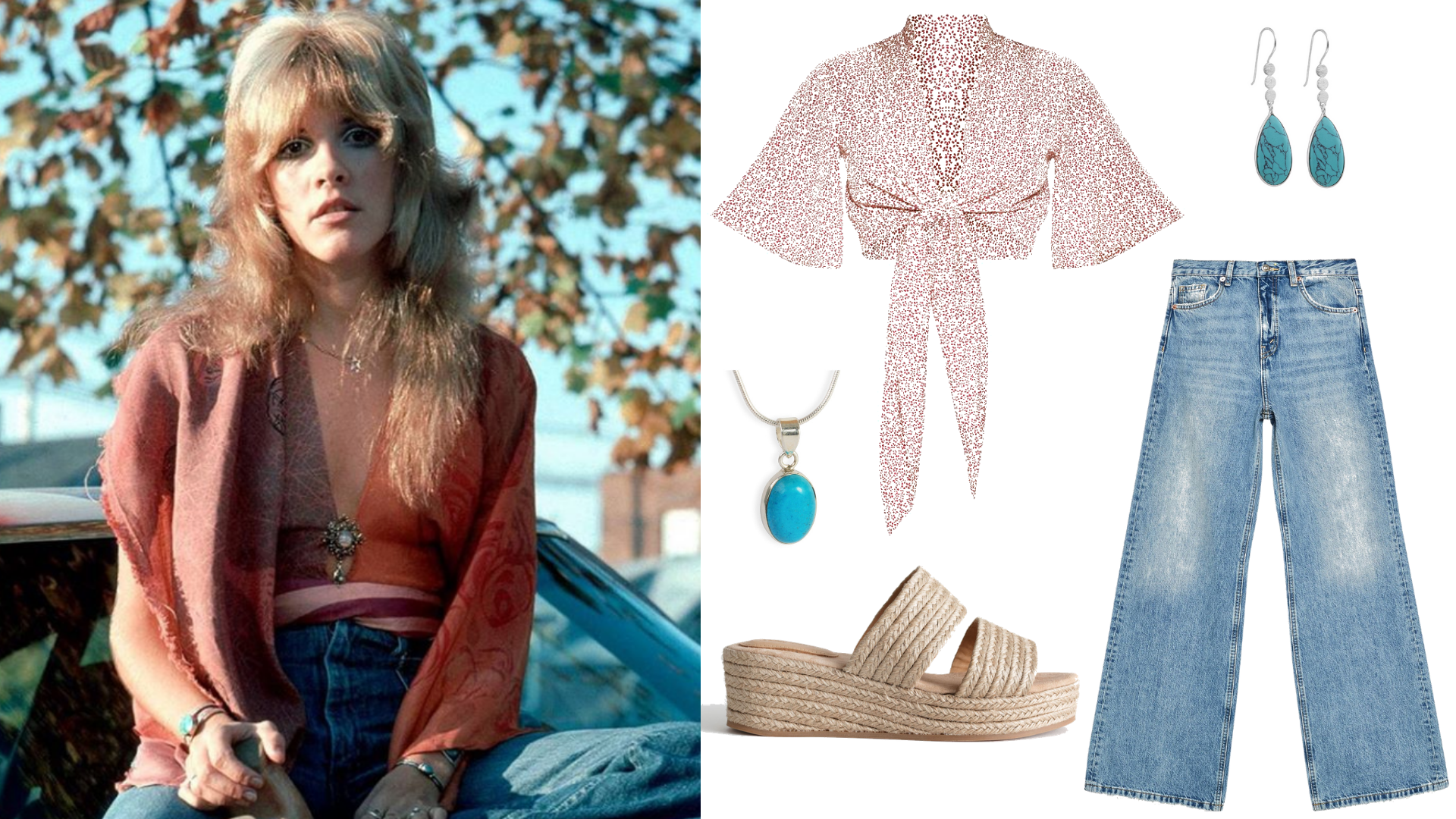How To Copy Stevie Nicks Style For The Fleetwood Mac Reunion