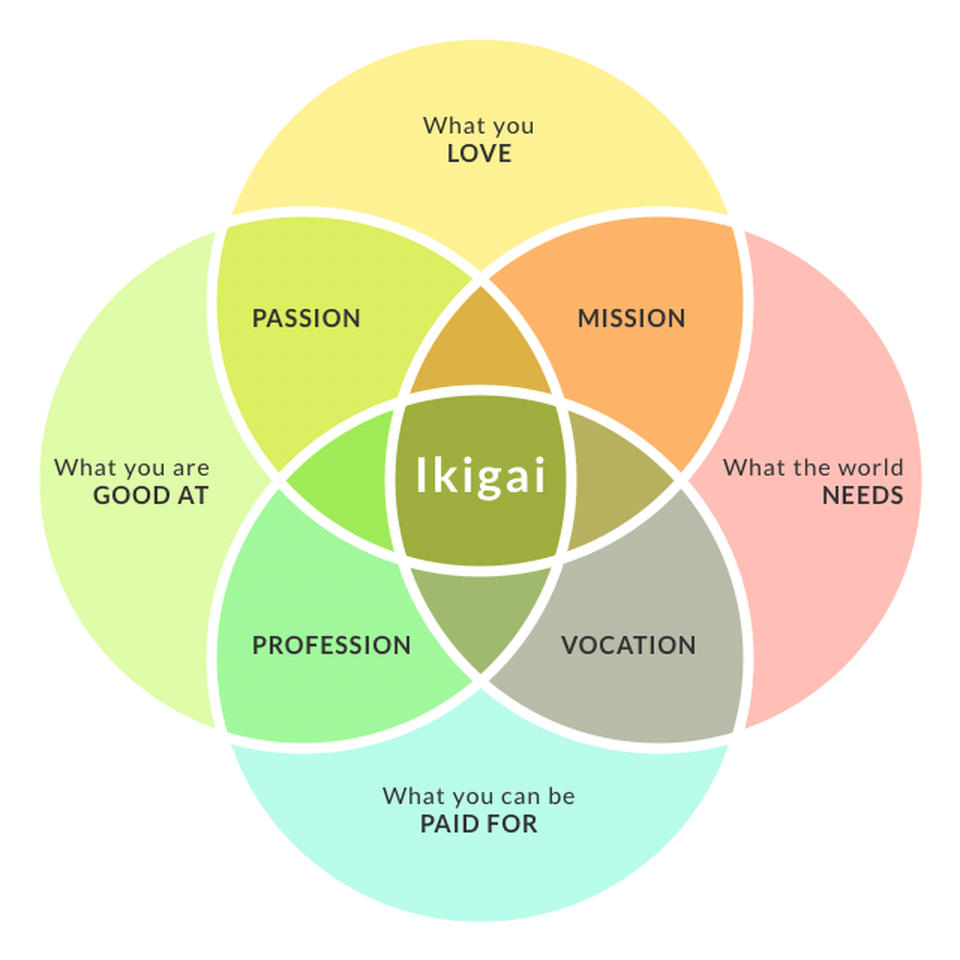 everything you need to know about ikigai
